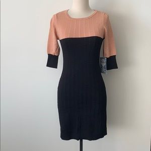 Mini Knit Dress